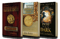 The Legend of the Great Horse trilogy - book cover images