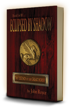 book 1 - eclipsed by shadow