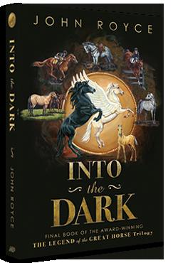 Book III: INTO THE DARK bookcover