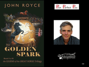 Underground Book Reviews for The Golden Spark (gh2)